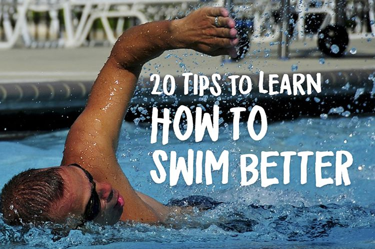 Top 20 Swimming Tips